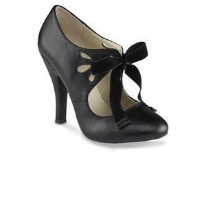 NWOT Hailee Dolce MojoMoxly Blk Mary Jane ModCloth